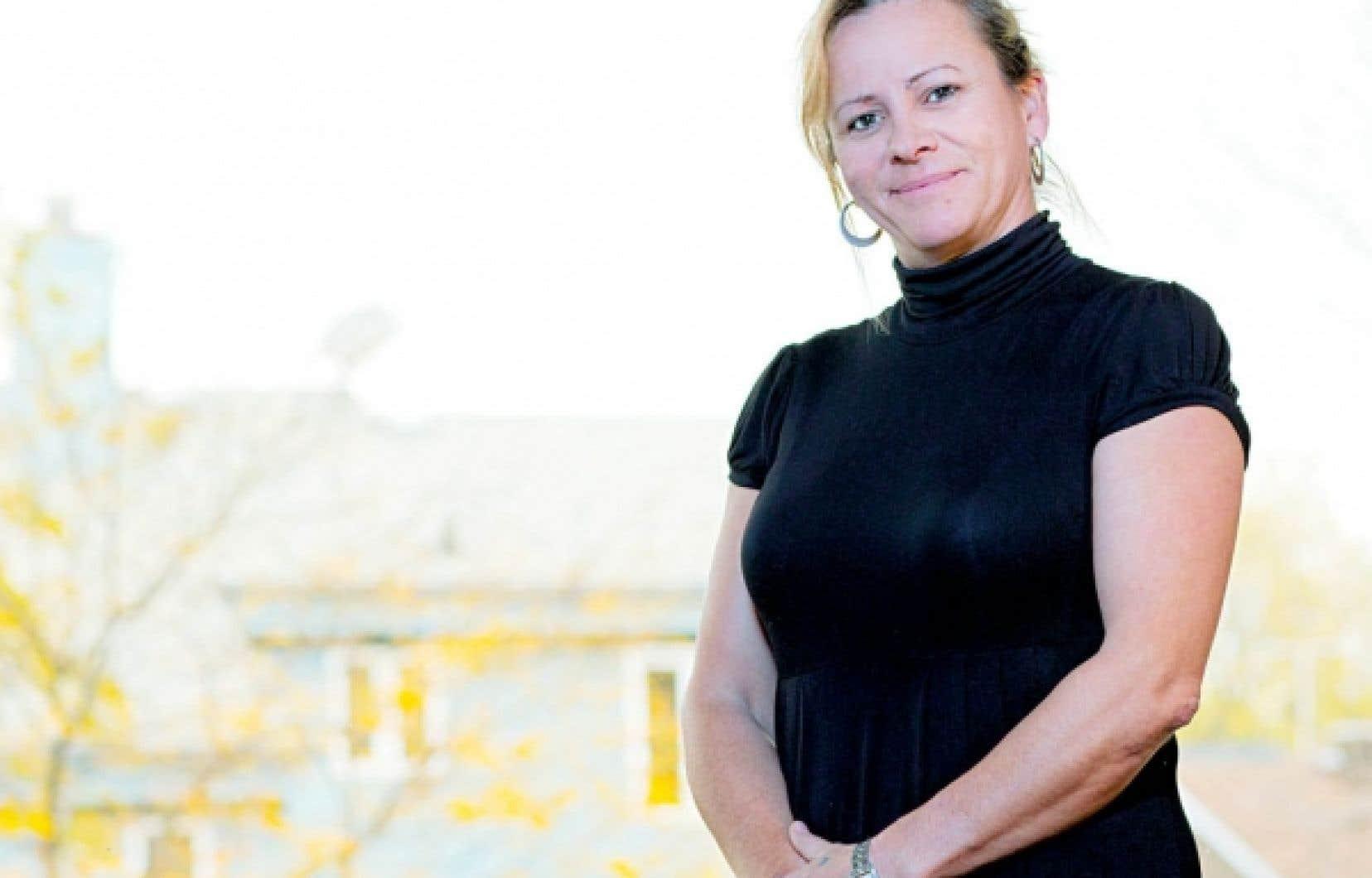 Marie-Christine Talbot: «La traçabilité est d'abord et avant tout une police d'assurance.»<br />