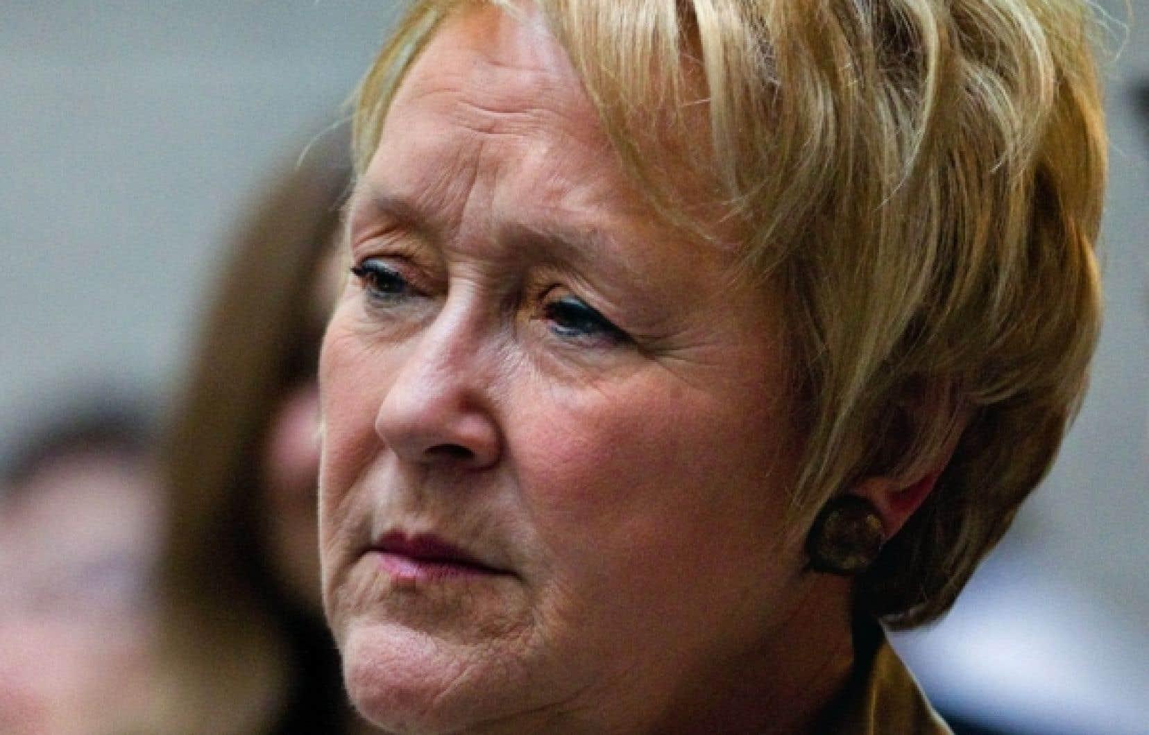 Pauline Marois a expulsé Daniel Ratthé du caucus du Parti québécois