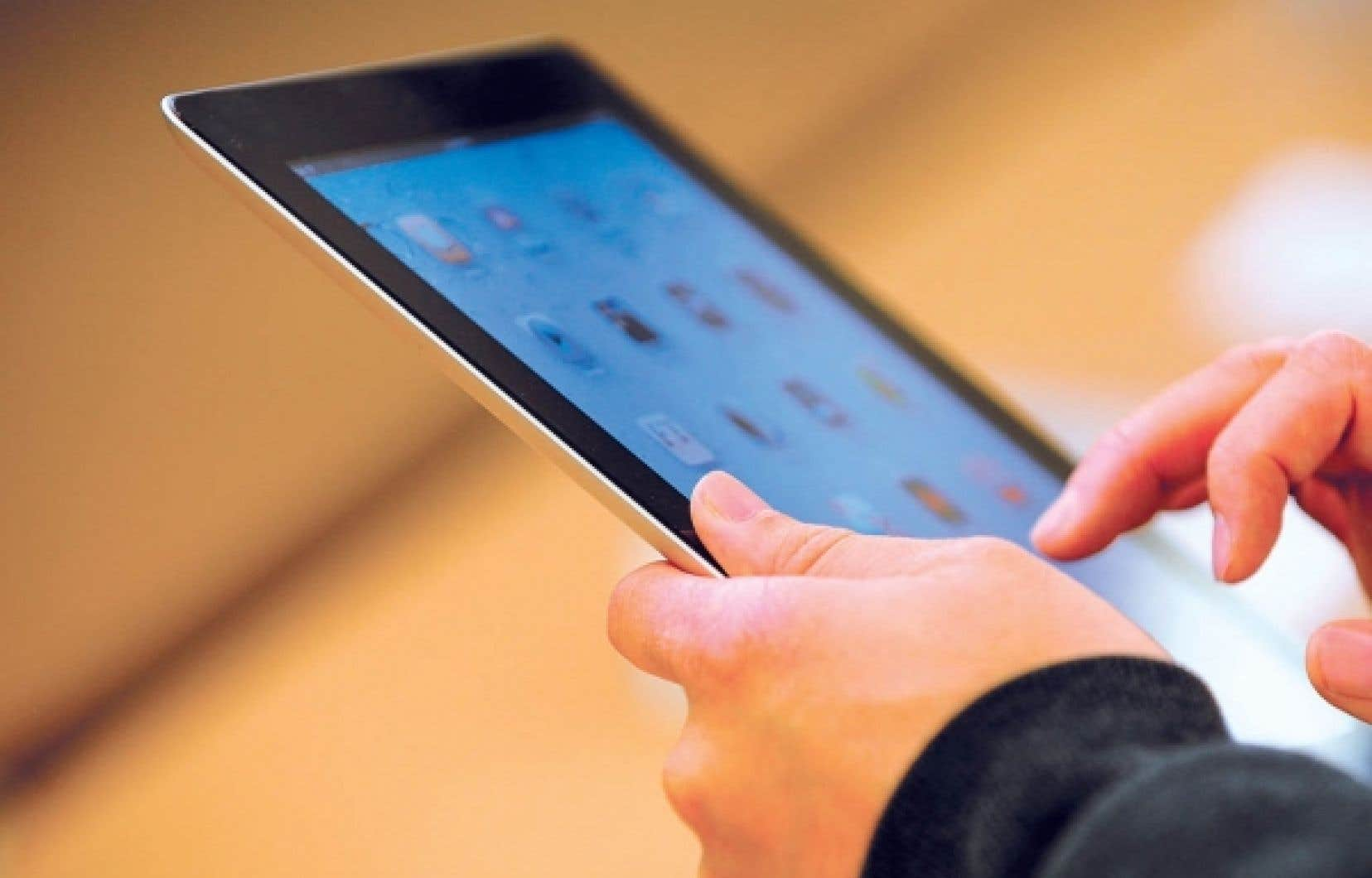 Sous la houlette des technologies, notre rapport aux objets et à la communication se fait de plus en plus tactile. <br />