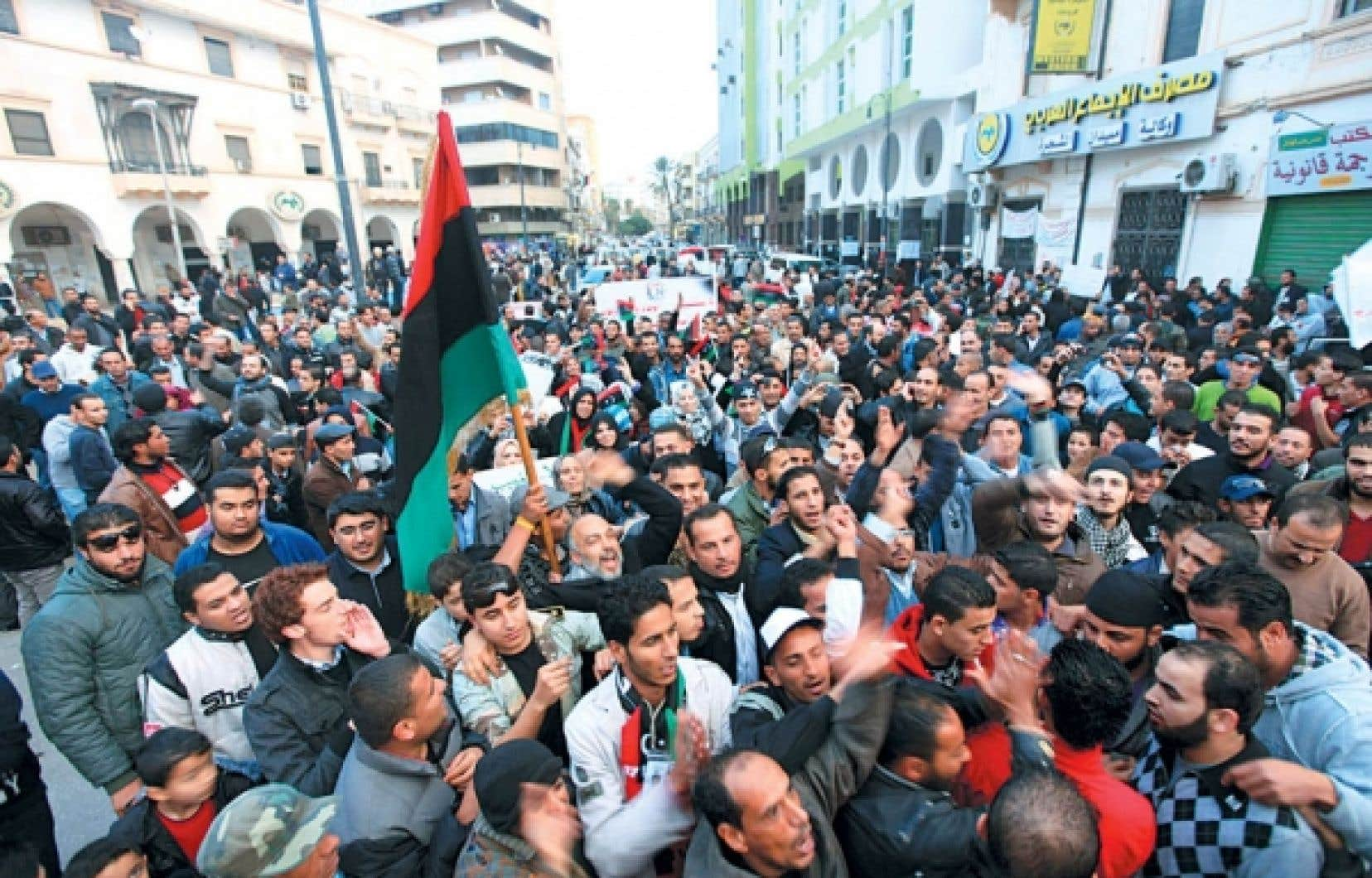 Les résidants de Benghazi veulent que les gestes du CNT soient publics.