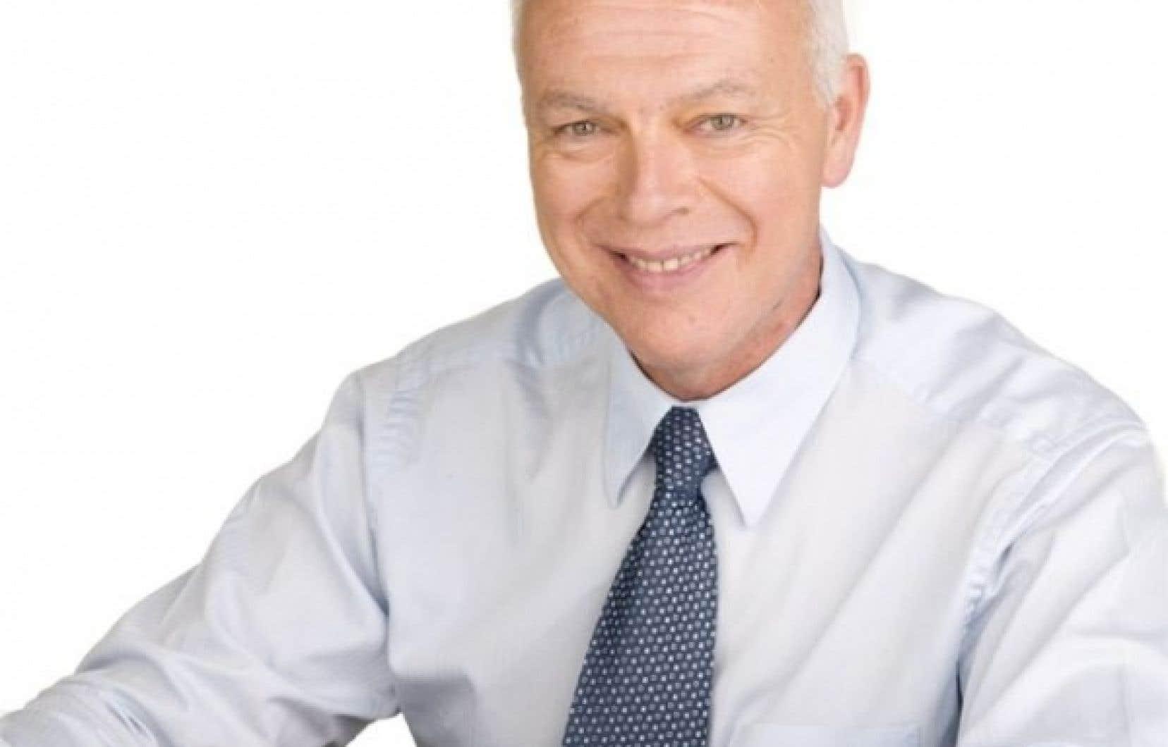 L'ancien président de l'Association des policières et policiers provinciaux du Québec, Jean-Guy Dagenais.