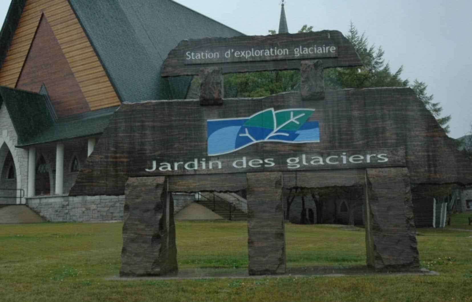 Le Jardin des glaciers a r&eacute;colt&eacute; huit reconnaissances r&eacute;gionales, trois qu&eacute;b&eacute;coises ainsi qu&rsquo;un prix canadien en 2010. <br />