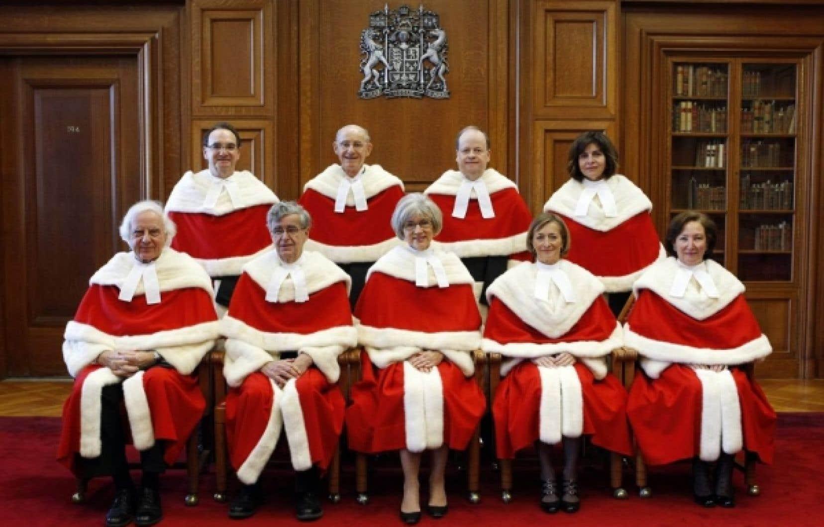 La Cour suprême entend mercredi la cause de séparation la plus célèbre au Québec (l'affaire Éric et Lola).