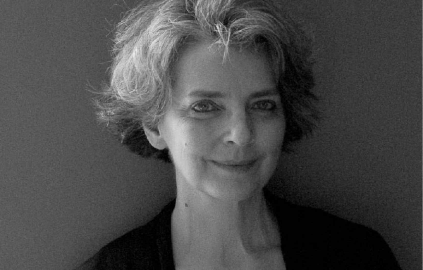 L'illustratrice et animatrice Michèle Lemieux