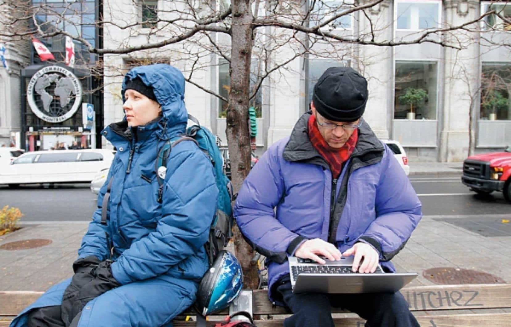 Dans sa forme actuelle, le projet de loi C-30 permettrait aux autorités de récolter des informations sur des citoyens auprèsdesfournisseurs d'accès à Internet.