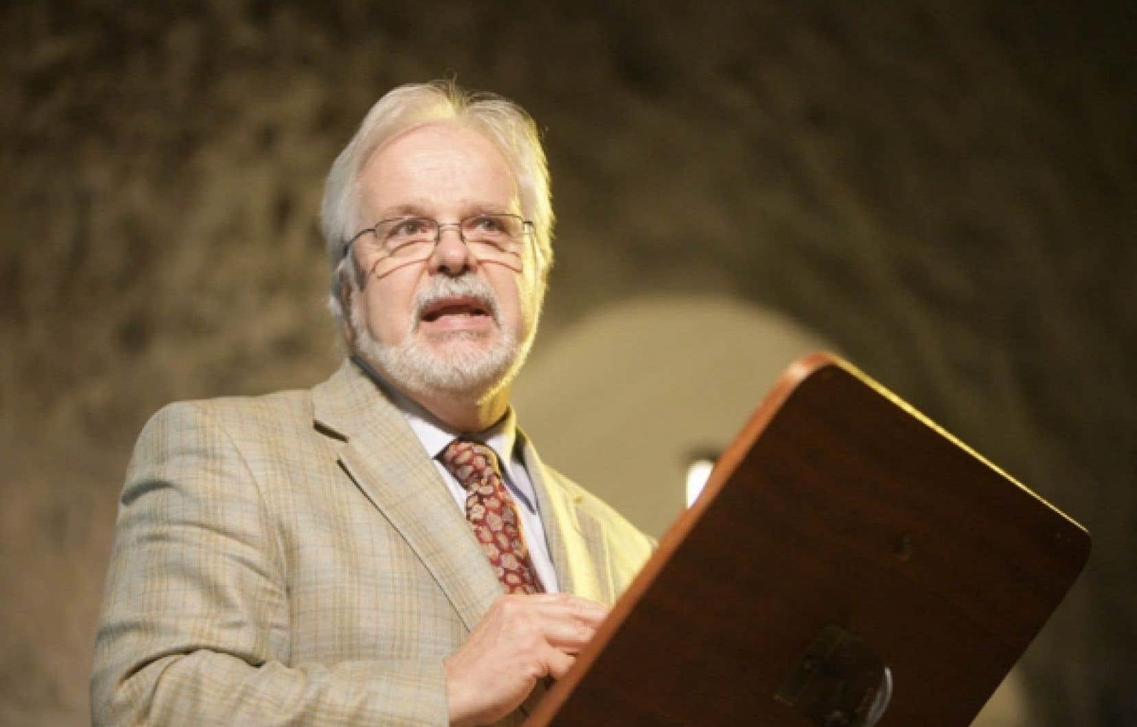 Paul Bélanger, professeur à la Faculté des sciences de l'éducation de l'UQAM