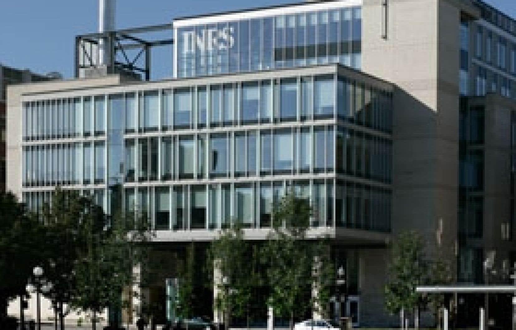 L'Institut national de la recherche scientifique (INRS)