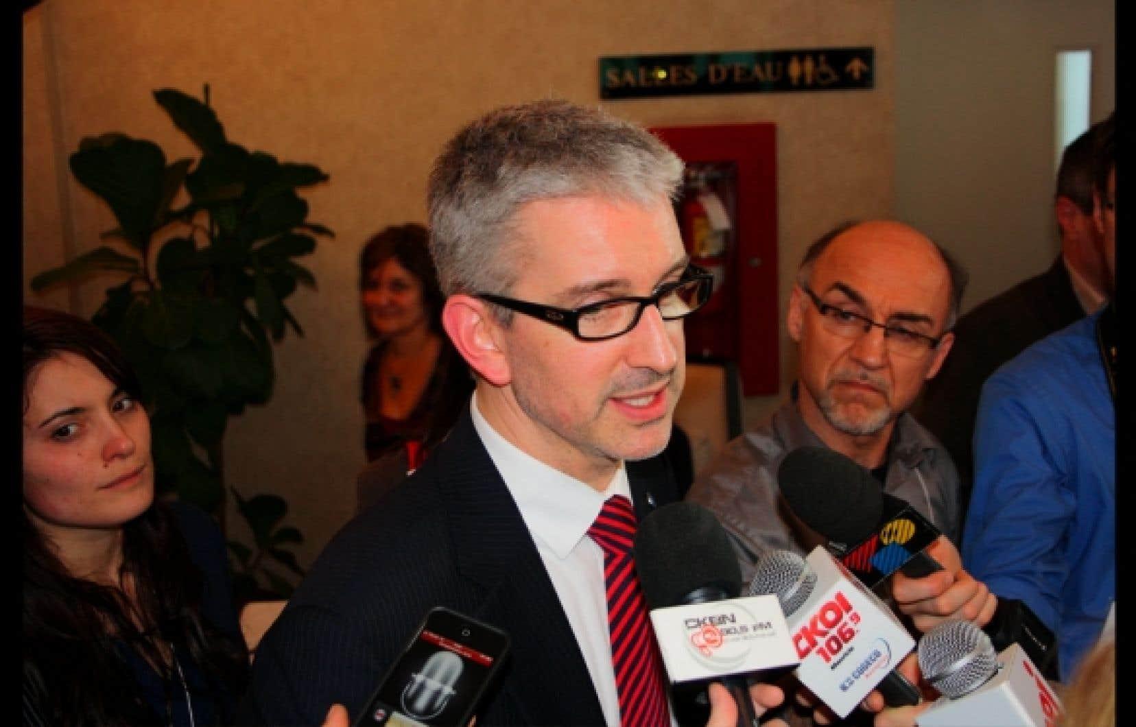 Selon Jean-Martin Aussant, ON visera à «redonner de l'espoir et de la confiance» dans la capacité des Québécois à agir. À ses yeux, le discours du chef de la Coalition avenir Québec, François Legault, démobilise les Québécois et sape leur confiance.