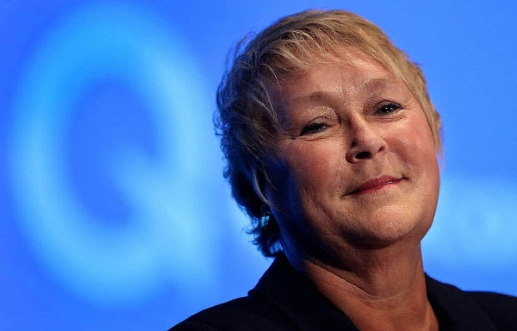 Un Québécois sur quatre estime que Pauline Marois ferait aujourd'hui le meilleur premier ministre du Québec.