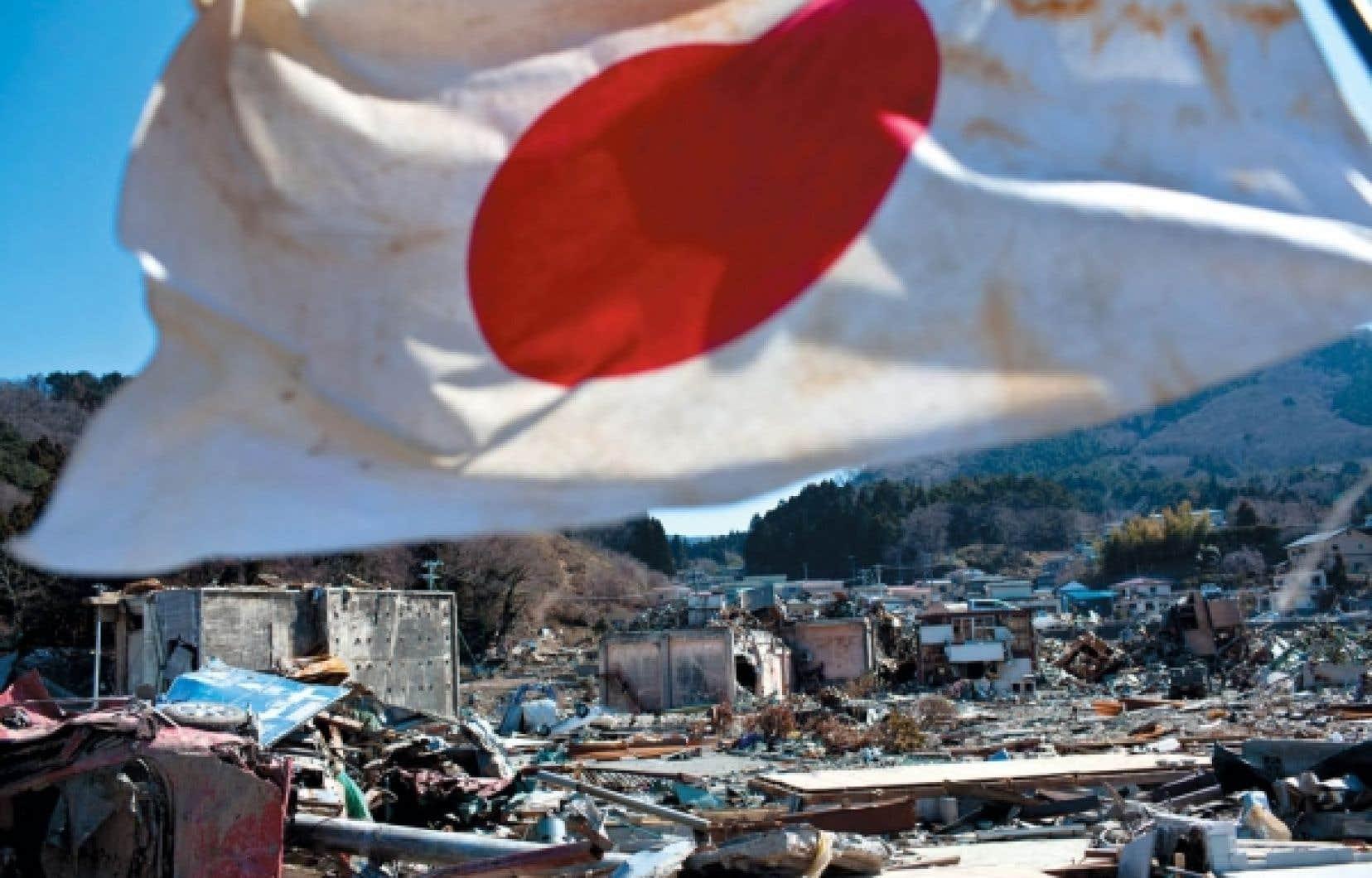 Le tsunami et l'accident nucléaire au Japon figurent au nombre des catastrophes ayant coûté cher aux assureurs.