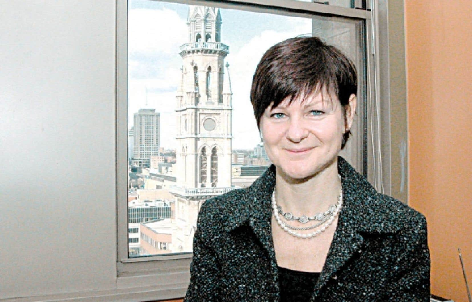 «Les crises sont propices à l'éclosion des coopératives», note Marie J. Bouchard, pro-fesseure à l'École des sciences de la gestion (ESG) de l'UQAM.<br />