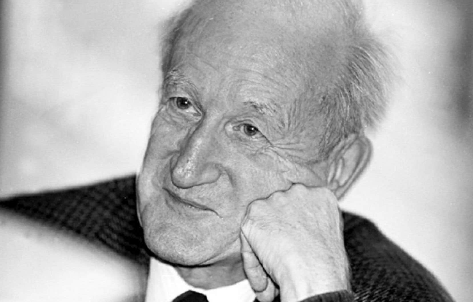 Pierre Vadeboncœur, figure majeure du syndicalisme et de la vie intellectuelle québécoise (1920-2010)<br />
