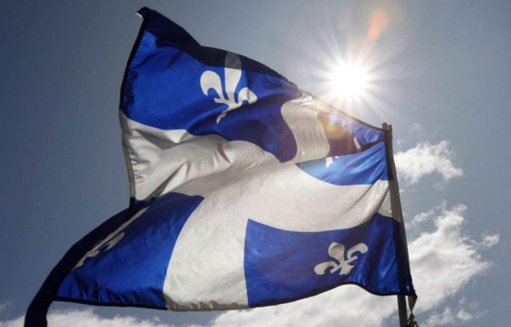 34,2 % des répondants à un sondage orchestré par Le Devoir estiment que dans 100 ans, le Québec aura finalement accédé au statut de pays, après avoir acquis son indépendance.<br />