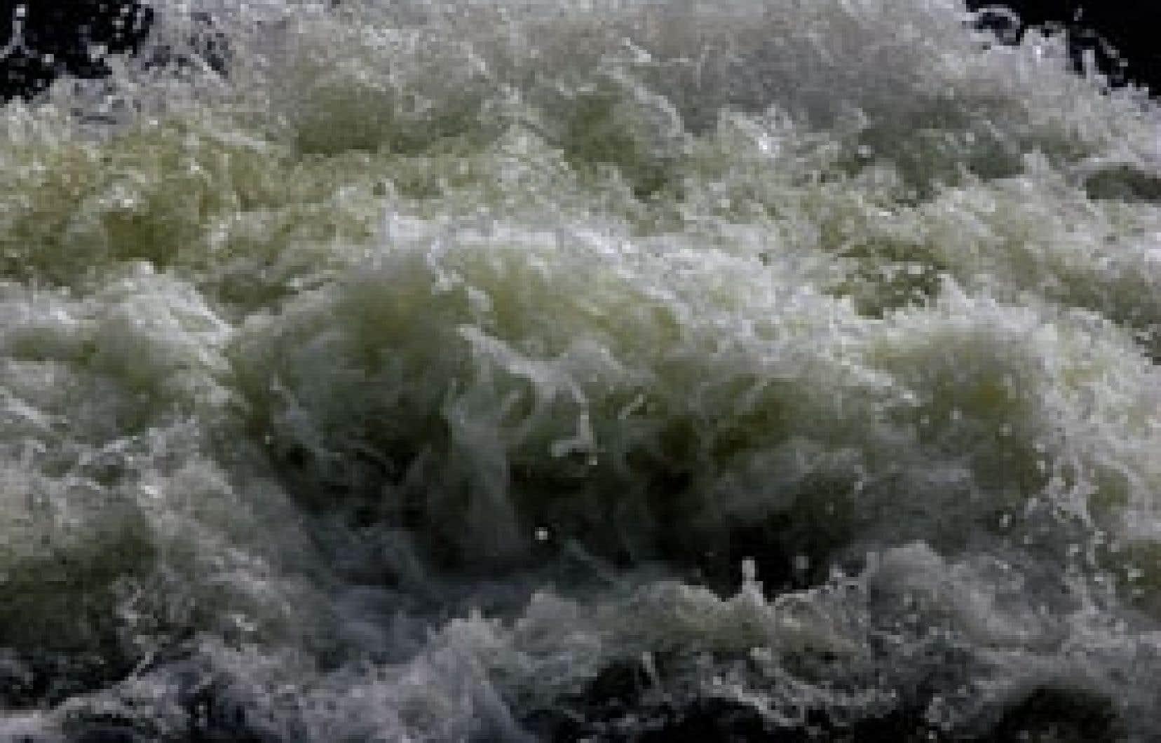 Le traitement actuel des eaux usées, qui capte les matières organiques, laisse passer bactéries, virus et médicaments.