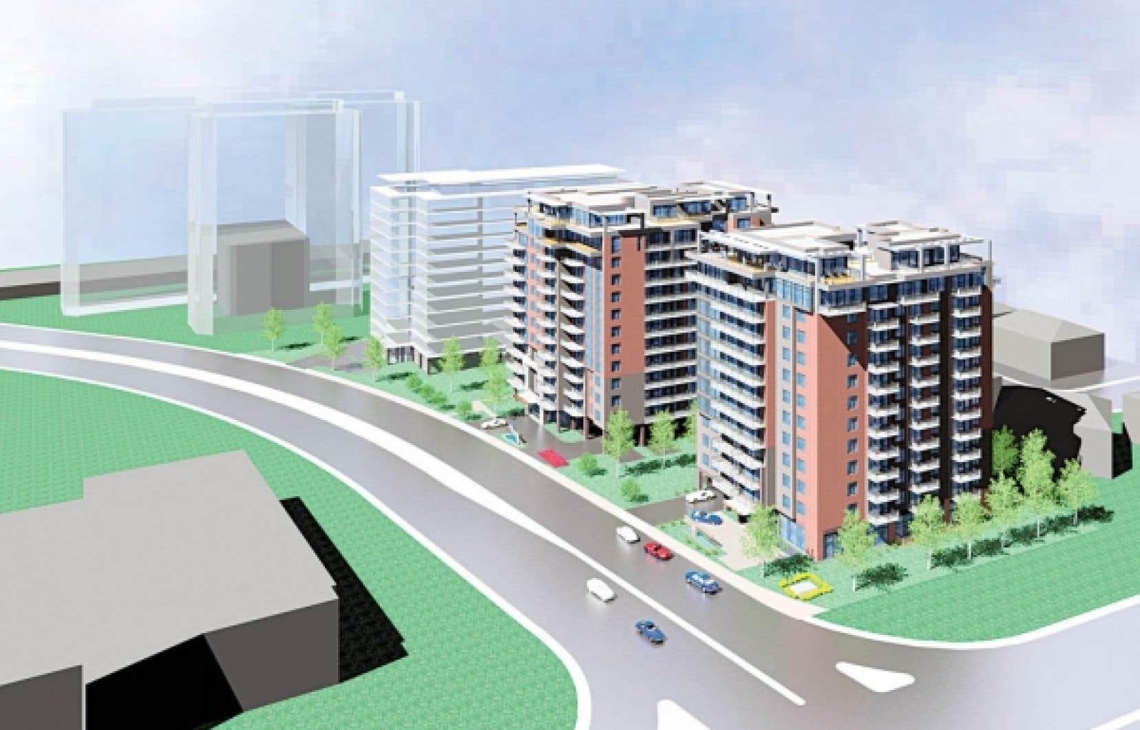 <div> C'est une petite ville d'un millier d'habitants et de 365 logements qui fera son apparition dans le secteur du parc Angrignon, dans l'arrondissement LaSalle.</div>