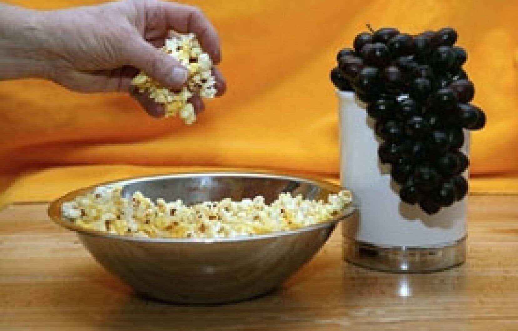 L'odeur de beurre du maïs soufflé qu'on se plaît à manger en écoutant un bon film est créée artificiellement avec de l'acétyle, un additif alimentaire soupçonné d'être responsable de maladies respiratoires chroniques.