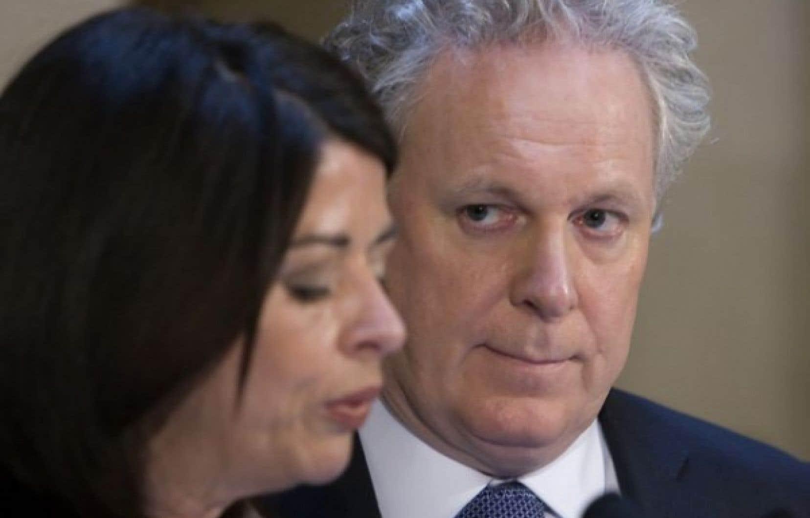Ce bouquet de mesures constitue «une solution raisonnable», a dit le premier ministre Jean Charest en conférence de presse à ses bureaux de Québec, flanqué de la ministre de l'Éducation, Line Beauchamp.