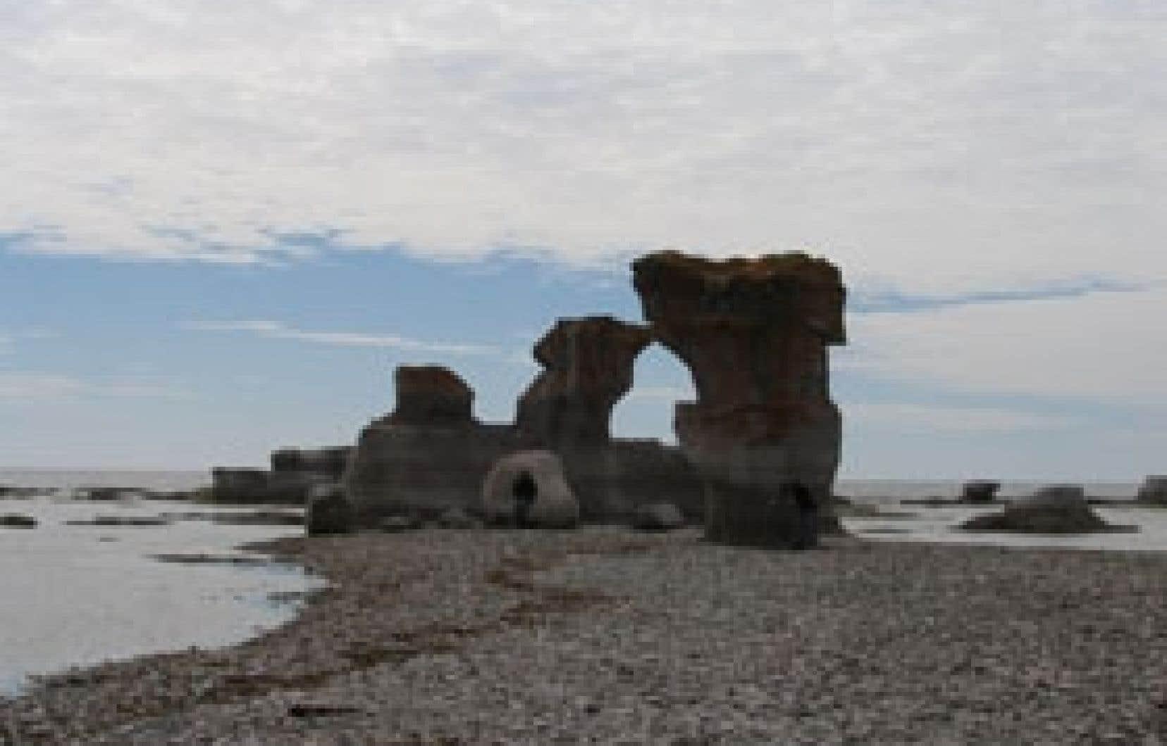 La nouvelle pièce législative va élargir considérablement la définition des biens à protéger, en y ajoutant le statut de paysage patrimonial tout comme celui de patrimoine immatériel. Ainsi, l'archipel de Mingan pourrait être «classé». Phot