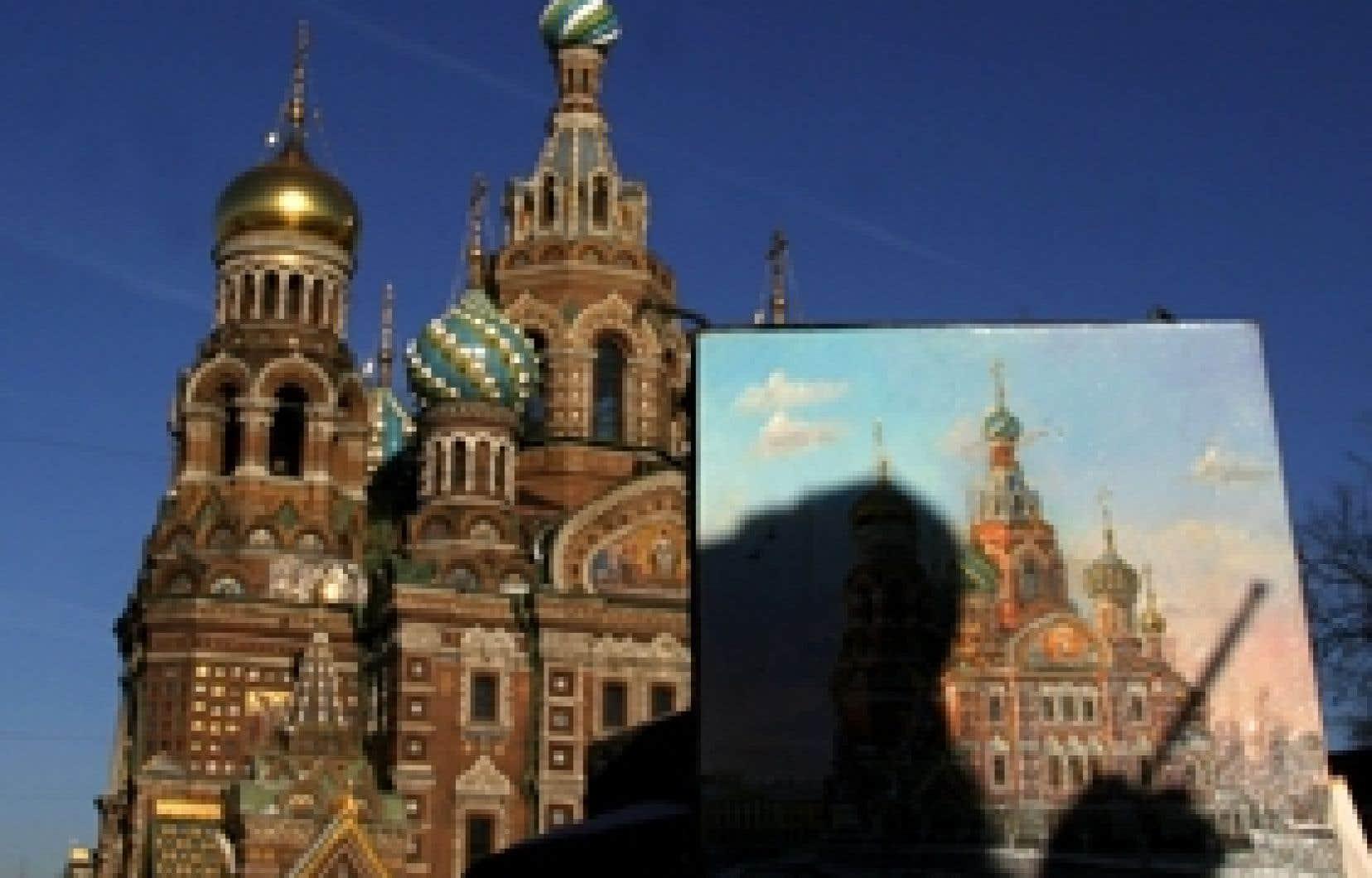 Saint-Pétersbourg, la très belle «Venise du nord»