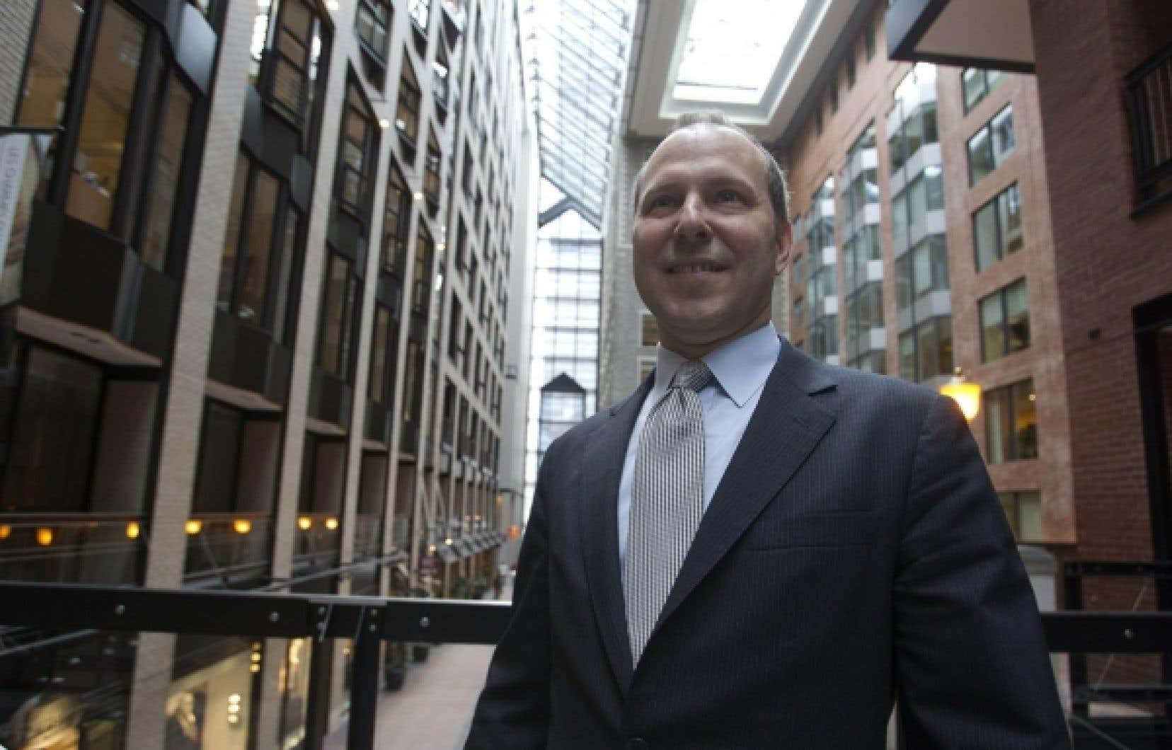Michel Leblanc, président et chef de la direction de la Chambre de commerce du Montréal métropolitain