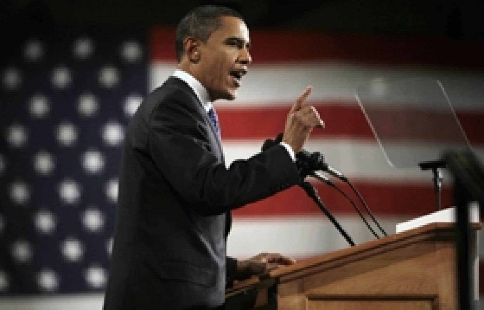 Barack Obama a un handicap majeur: la couleur de sa peau.