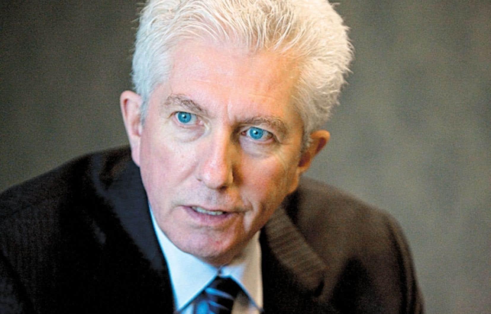 Un an après son retrait de la vie politique, Gilles Duceppe s'active à faire la pédagogie du projet souverainiste.