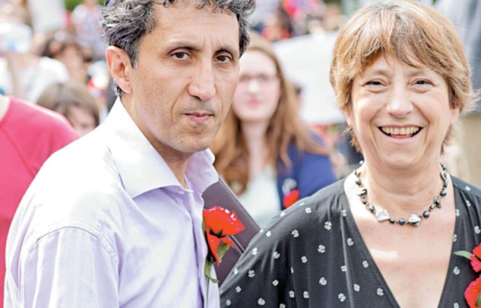 <div> Selon Amir Khadir et Françoise David, aucune alliance n'est possible sans une vision commune de la crise sociale des derniers mois et de son potentiel de changement profond et durable.</div>