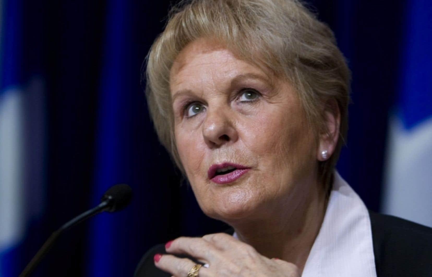 Monique Gagnon-Tremblay achève actuellement son septième mandat à l'Assemblée nationale, ayant été élue sans interruption depuis 1985.