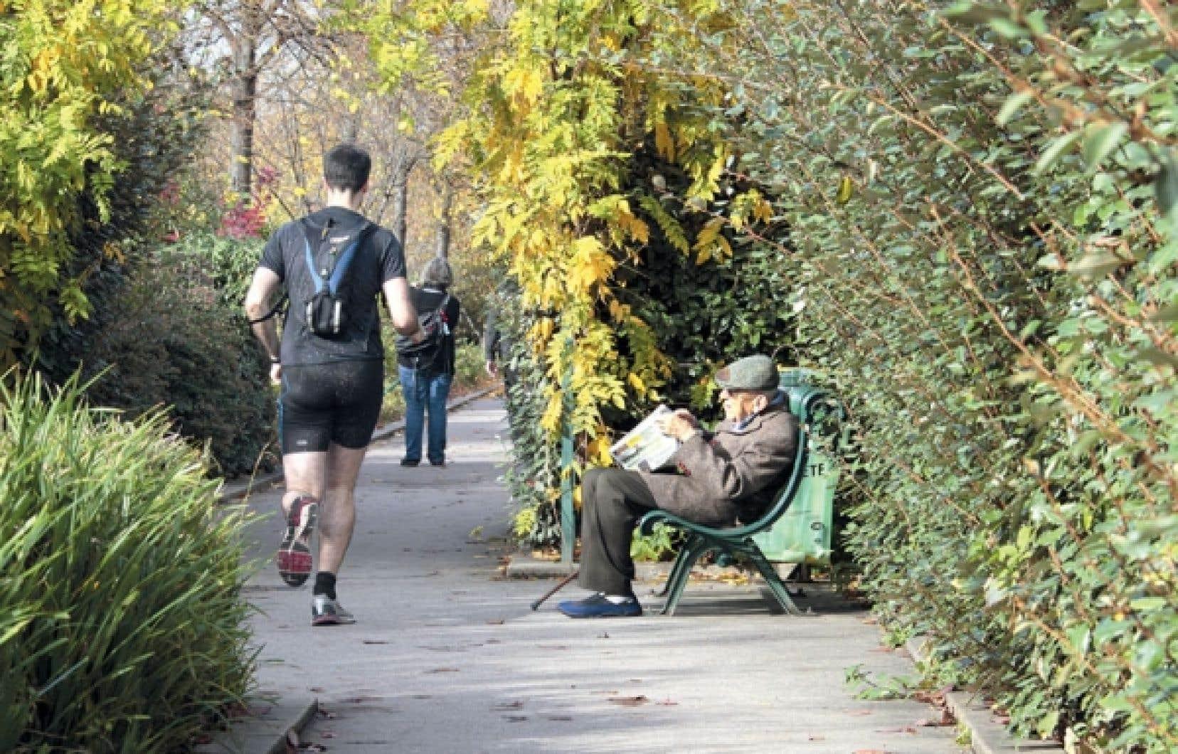 En généralisant l'activité physique, l'espérance de vie de la population mondiale pourrait augmenter de 0,68 année.