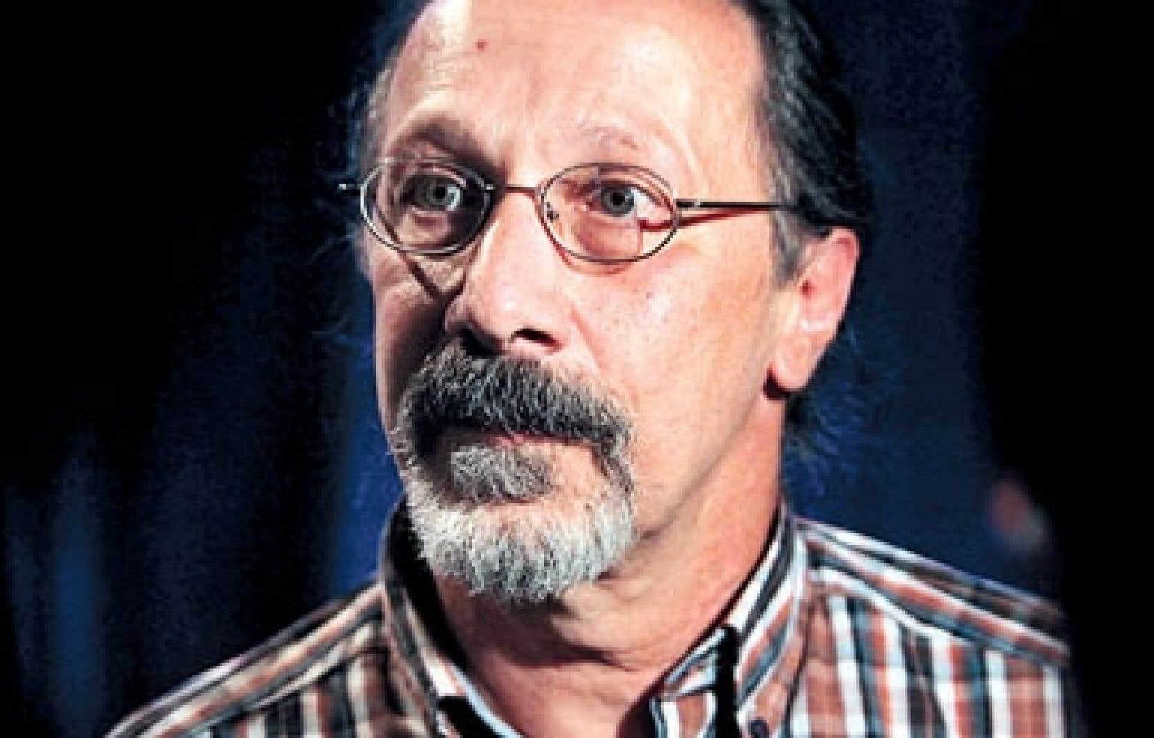 L'environnementaliste André Bélisle, cofondateur de l'Association québécoise de lutte contre la pollution atmosphérique