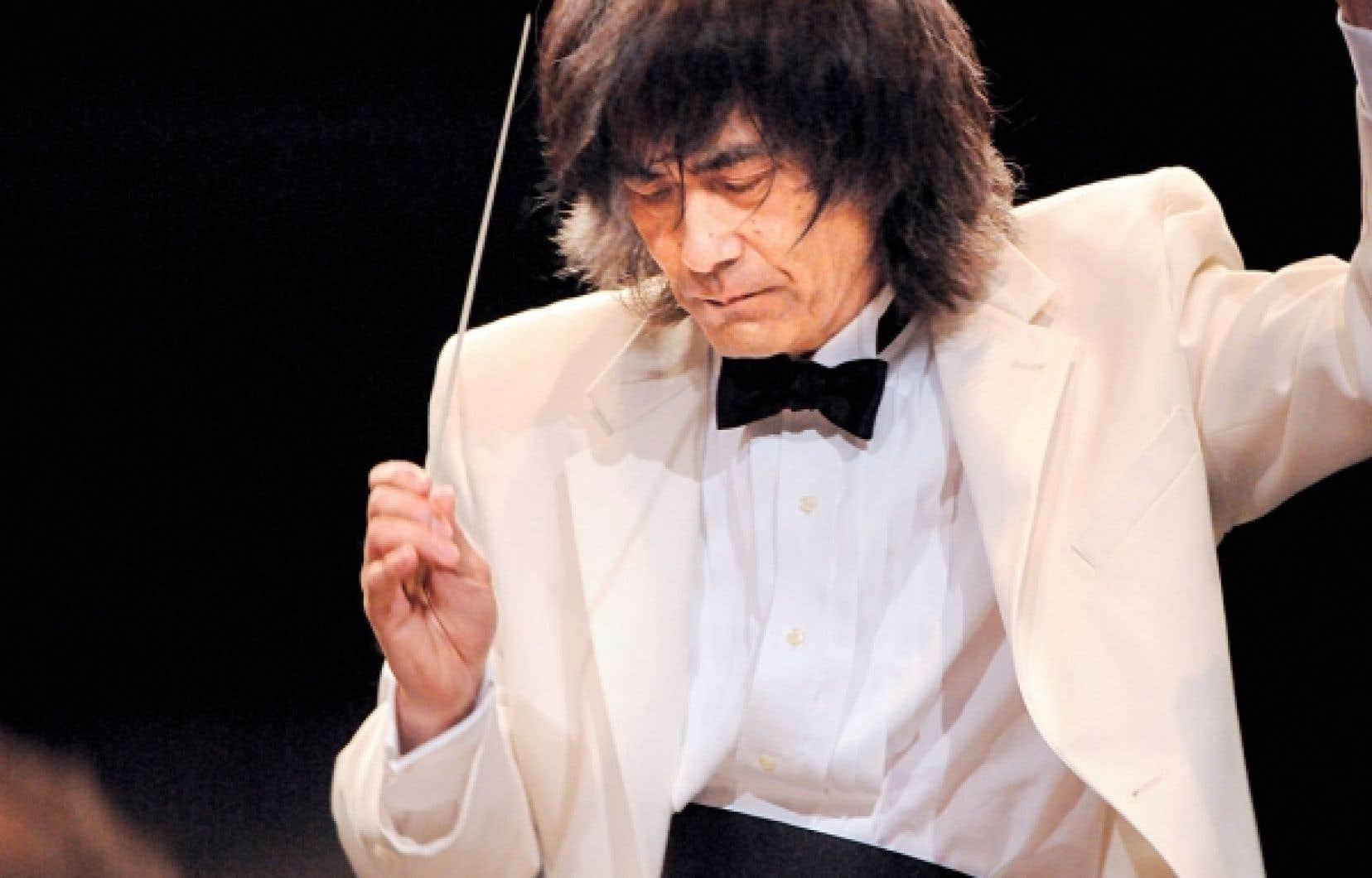 Le chef d'orchestre Kent Nagano souhaite intégrer la musique classique à «l'atmosphère très spéciale de Montréal pendant l'été» grâce à La Virée classique.