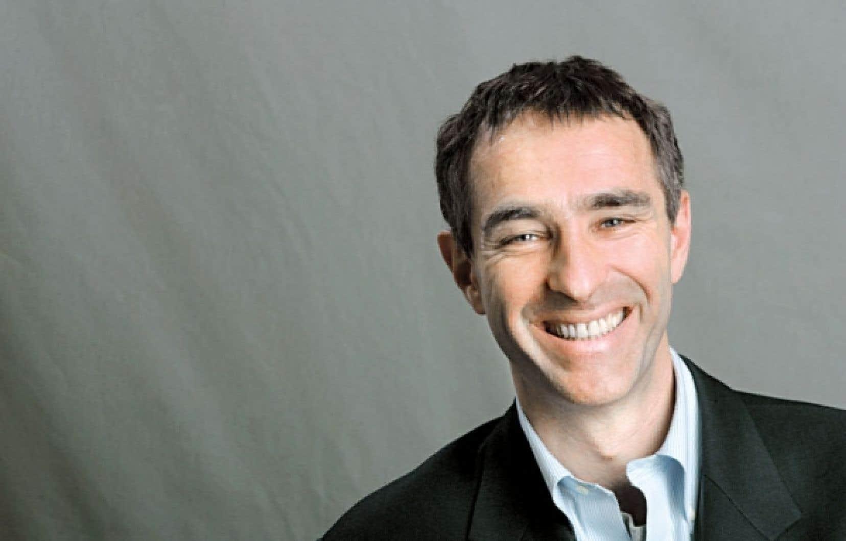 Le Dr Servan-Schreiber en 2004