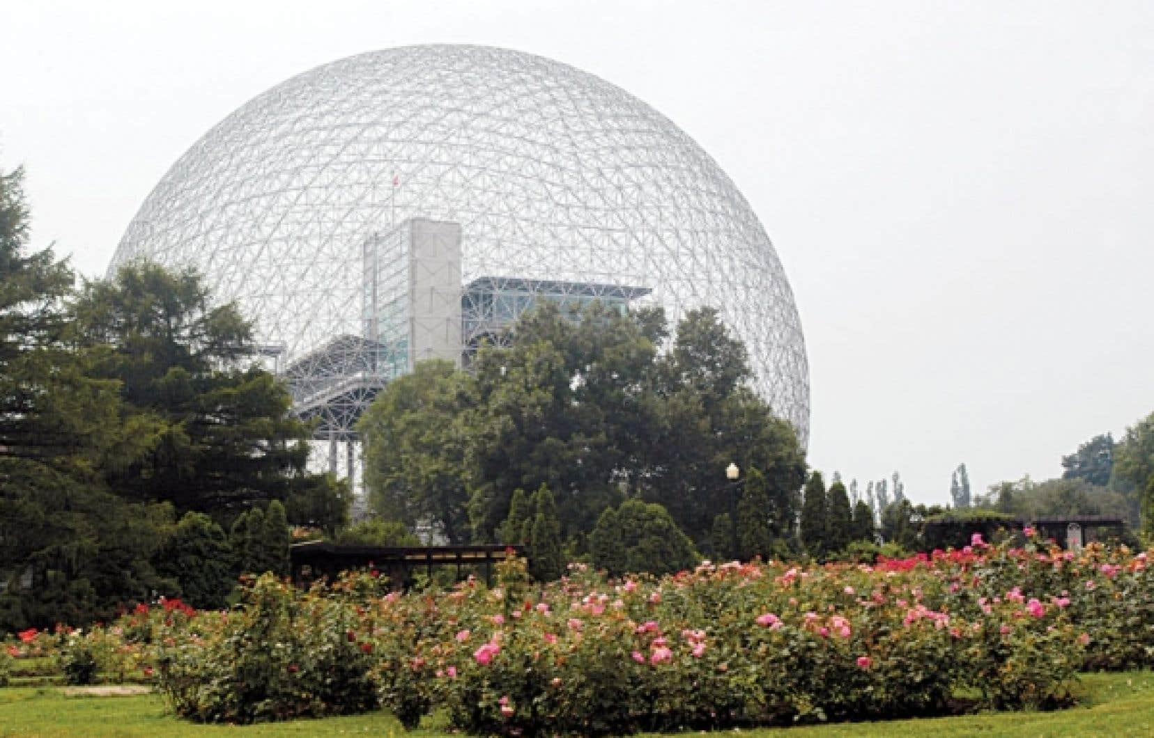 Les conservateurs souhaitent transformer la Biosphère en centre météorologique d'ici 2013.