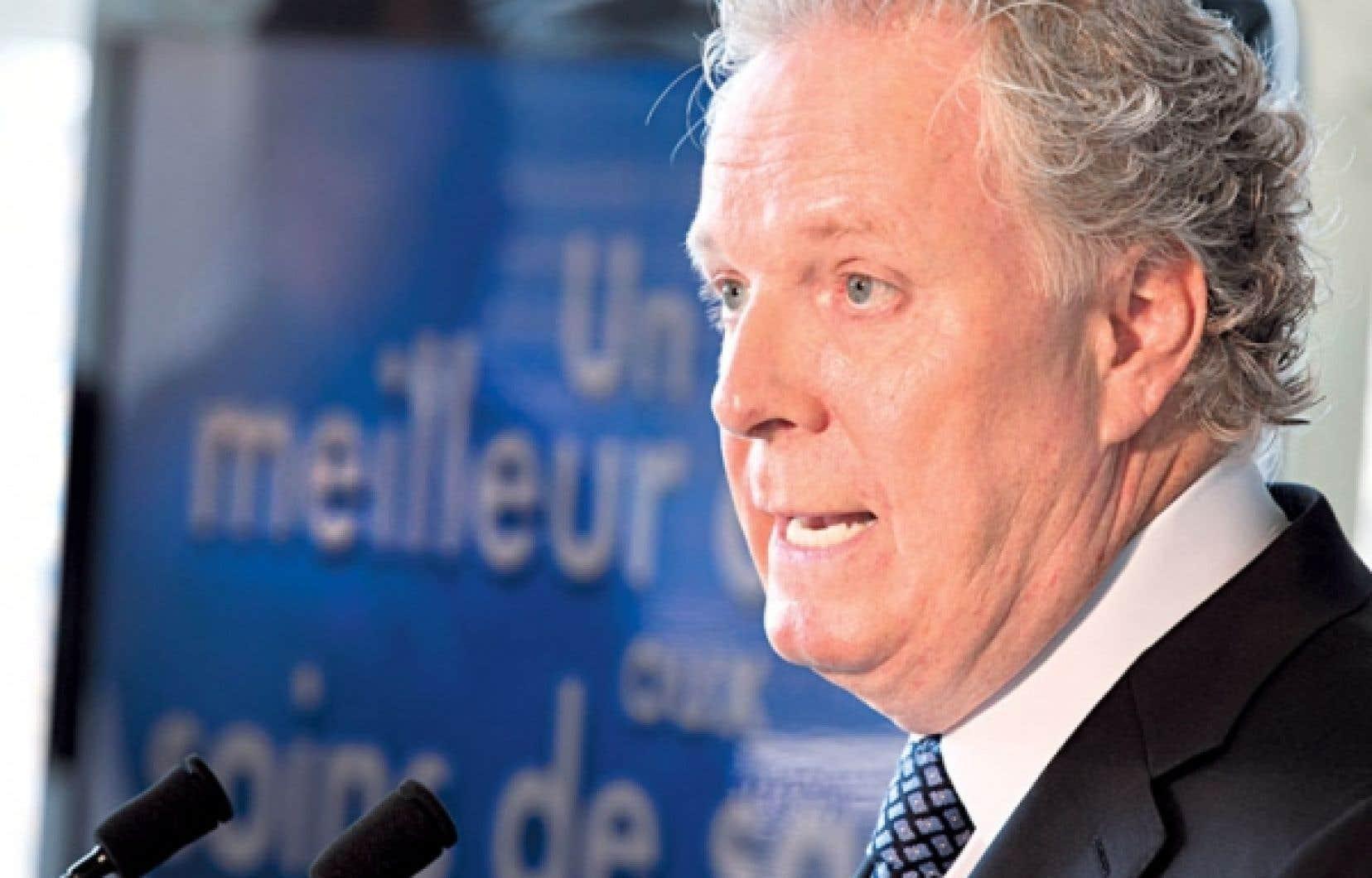 Selon les derniers sondages, l'appui aux libéraux est anémique chez les francophones.