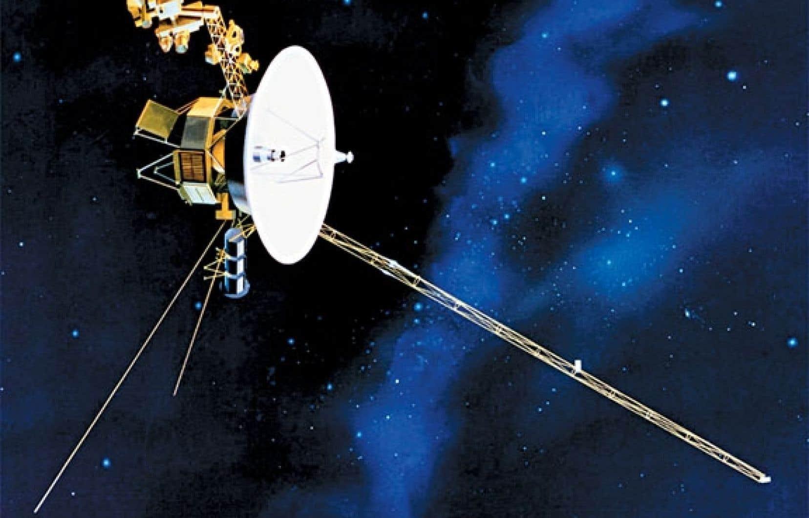 Les deux sondes Voyager sont parvenues aux confins du système solaire.