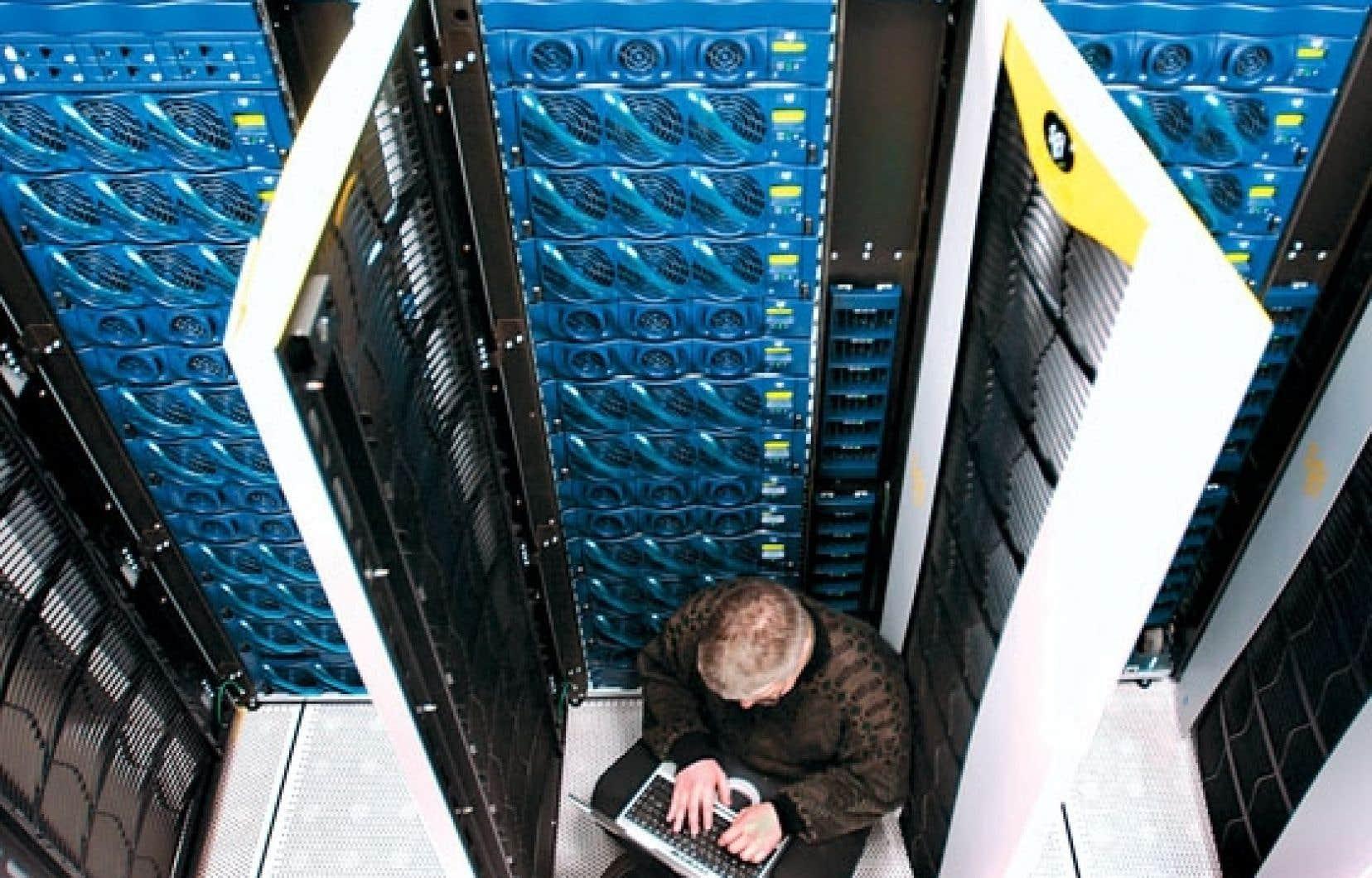 Une formidable masse d'information en format binaire est générée chaque jour, tant par les gouvernements et les services publics que par les humains eux-mêmes socialisant par ordinateurs et tablettes interposés.