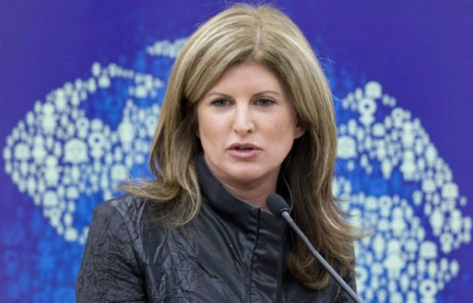 Rona Ambrose (photo d'archives)<br />