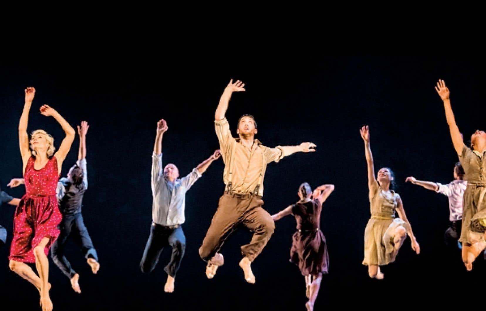 <div> Un extrait de Harry, présenté ce soir par les Ballets jazz de Montréal à la salle Maisonneuve de la Place des Arts.</div>