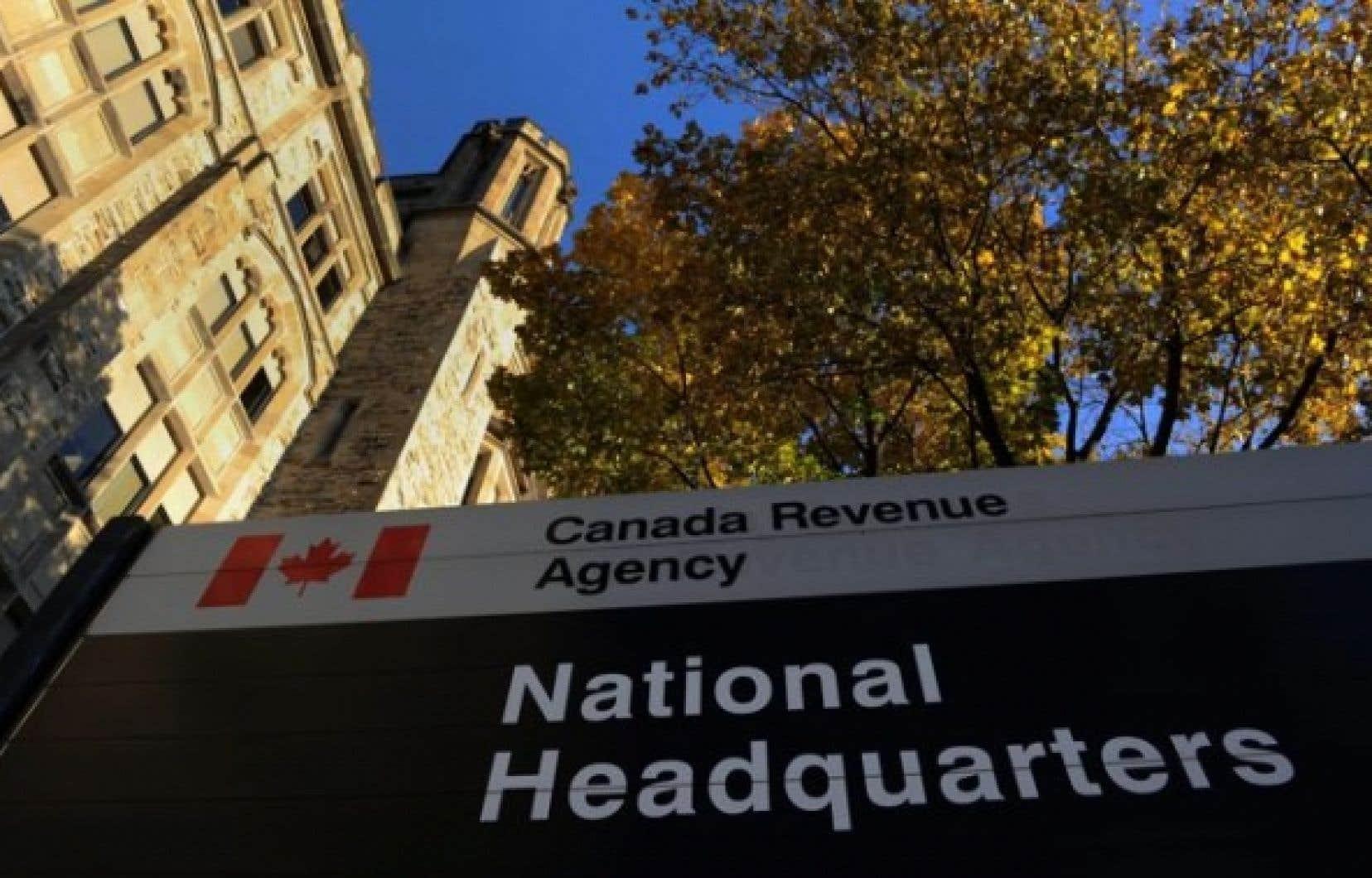 Le Québec a été exclu du projet de simple vérification de crédit, puisque la taxe de vente y est recueillie par Revenu Québec au nom du gouvernement fédéral.