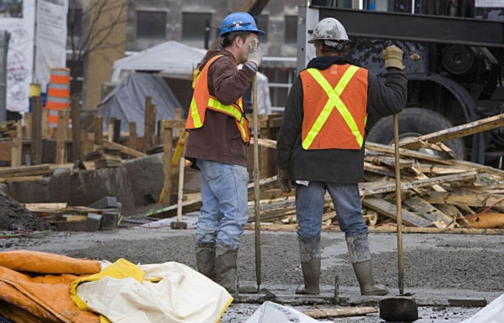 L'industrie de la construction québécoise devra prendre le virage informatique.