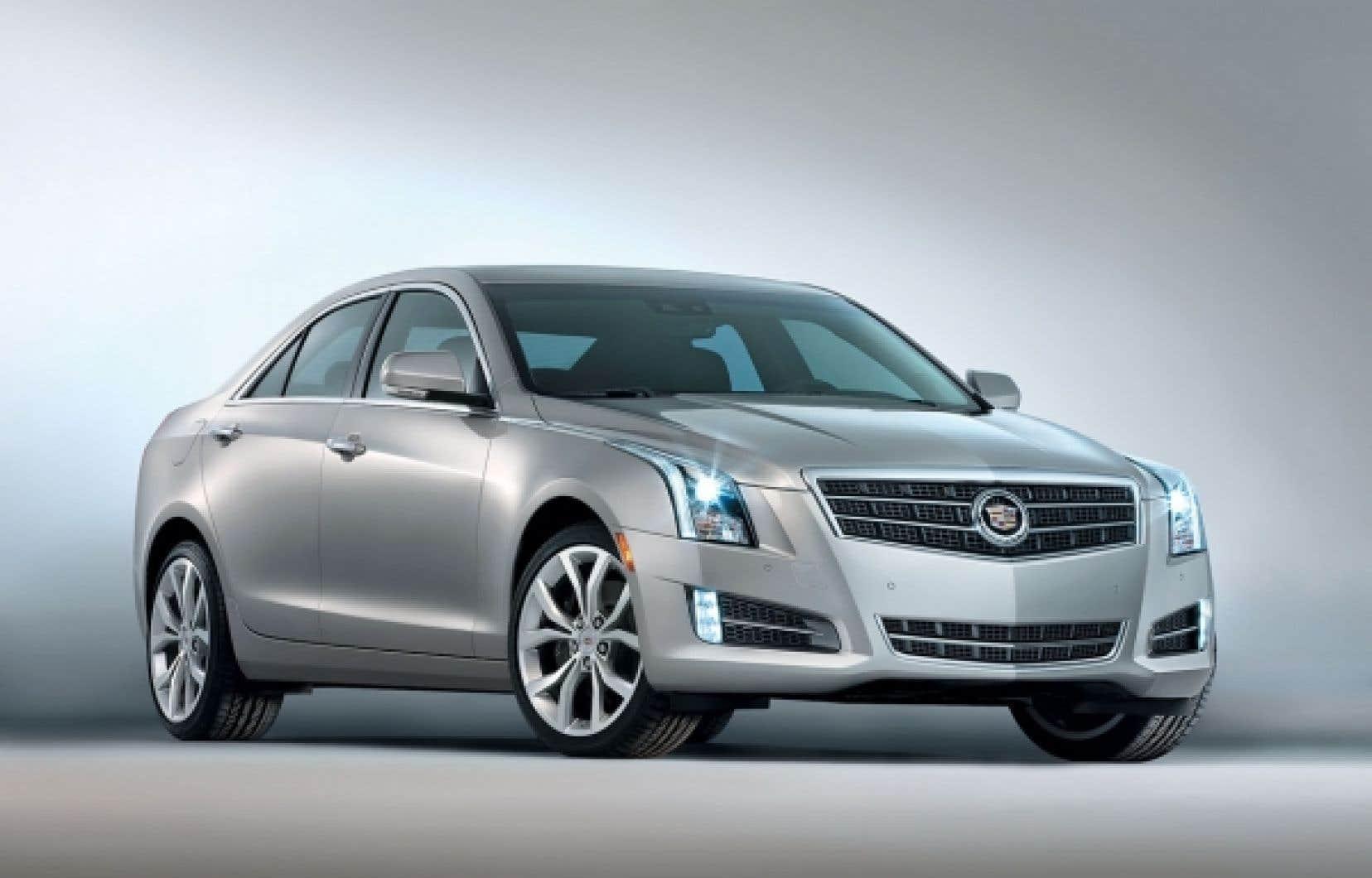 C'est dans l'optique de s'adapter au marché de ses rivales allemandes que Cadillac lance la nouvelle ATS.