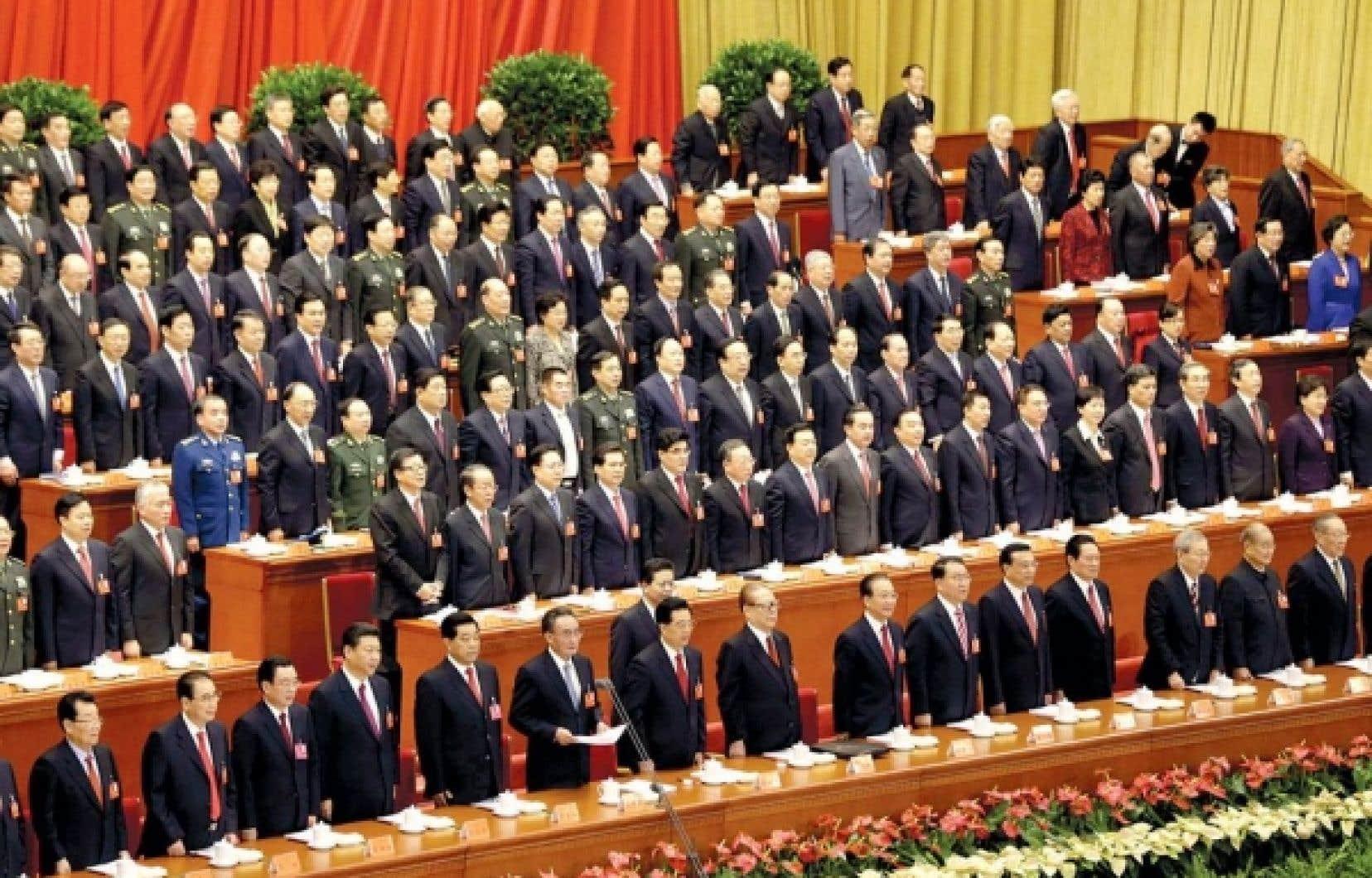 Quelque 2270 délégués participent au 18e congrès du Parti communiste chinois.