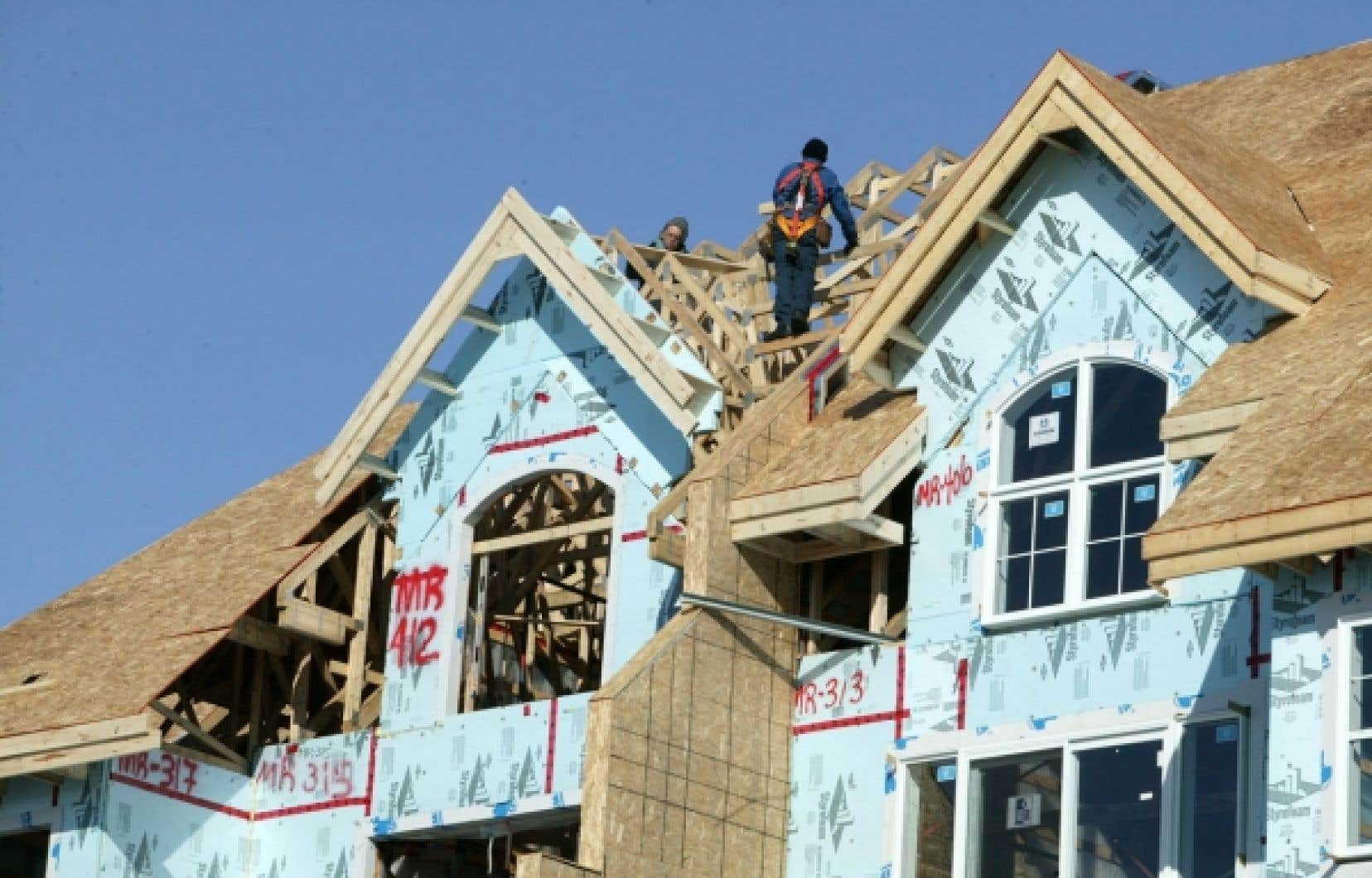 Le concept d'habitation durable gagne du terrain au Québec.