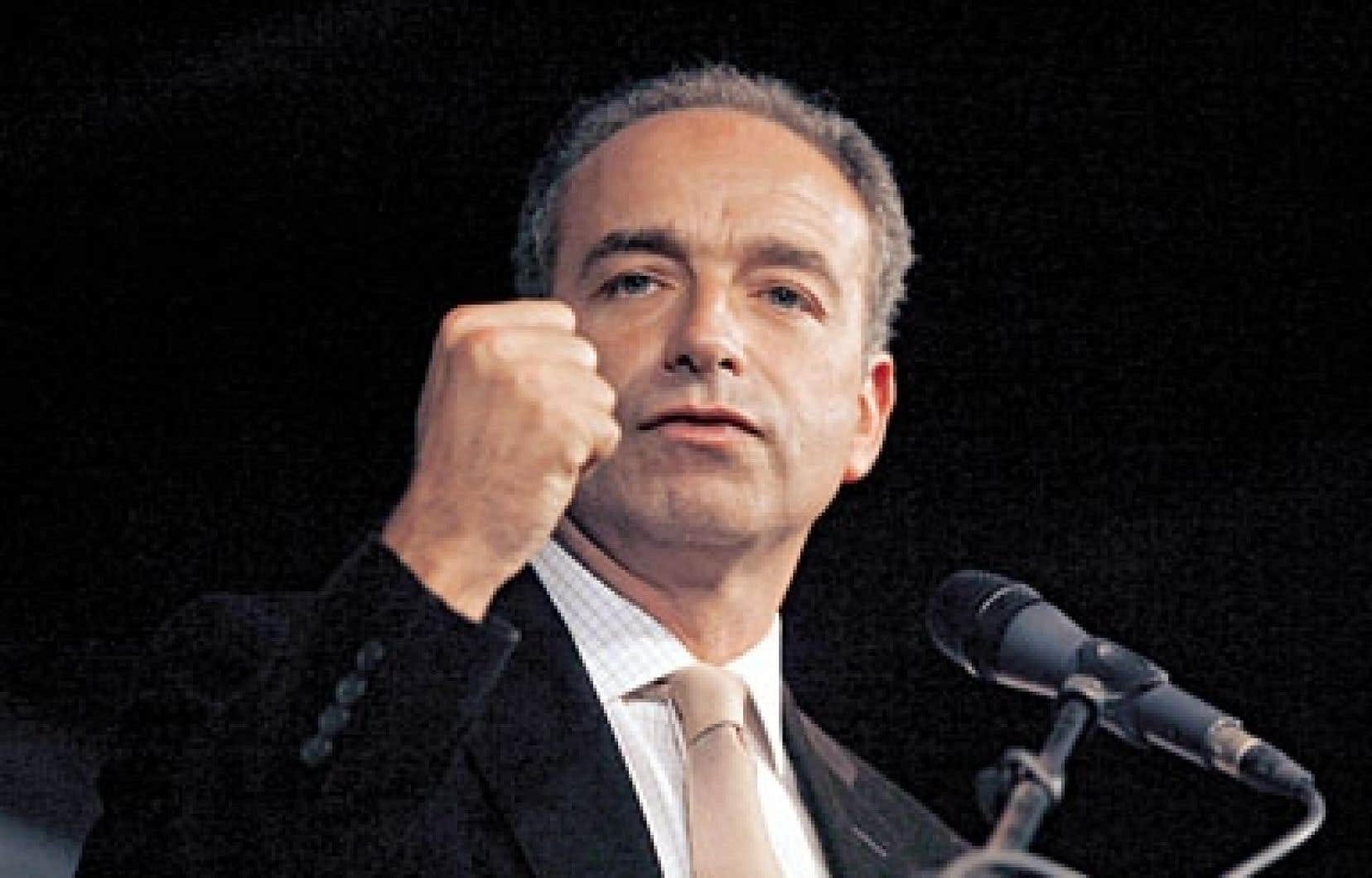 Jean-François Copé aura fort à faire pour rassembler la droite.