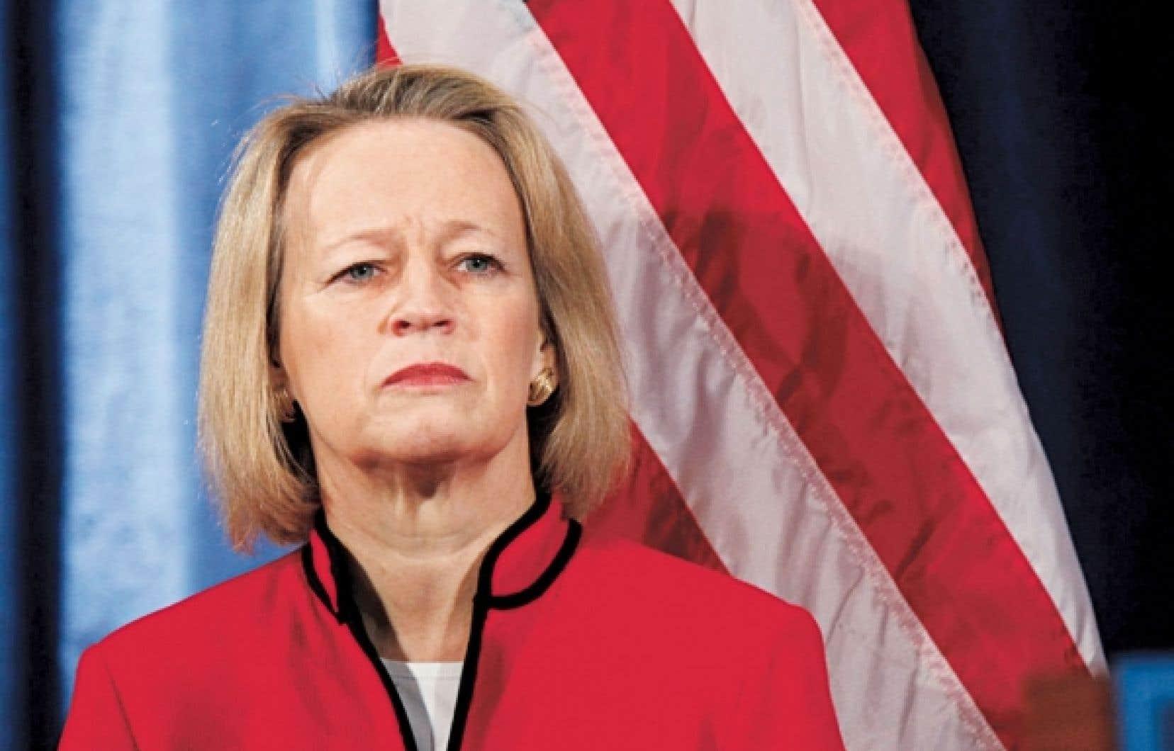 Mary Shapiro quitte la présidence de la Securities and Exchange Commission, dont elle a tenté de rétablir la crédibilité.