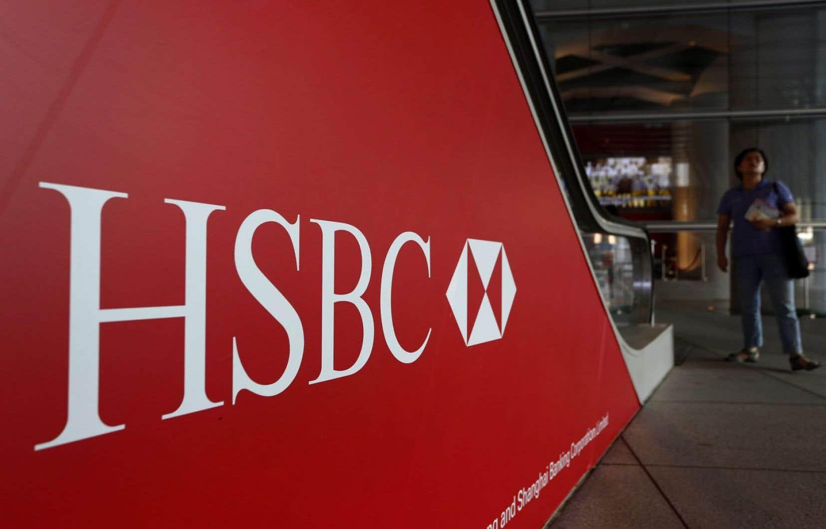 670milliards de dollars en provenance du Mexique ont transité dans des comptes ouverts à la HSBC, la banque négligeant d'exercer les contrôles nécessaires. Les fonds étaient peut-être liés aux trafiquants de drogue.
