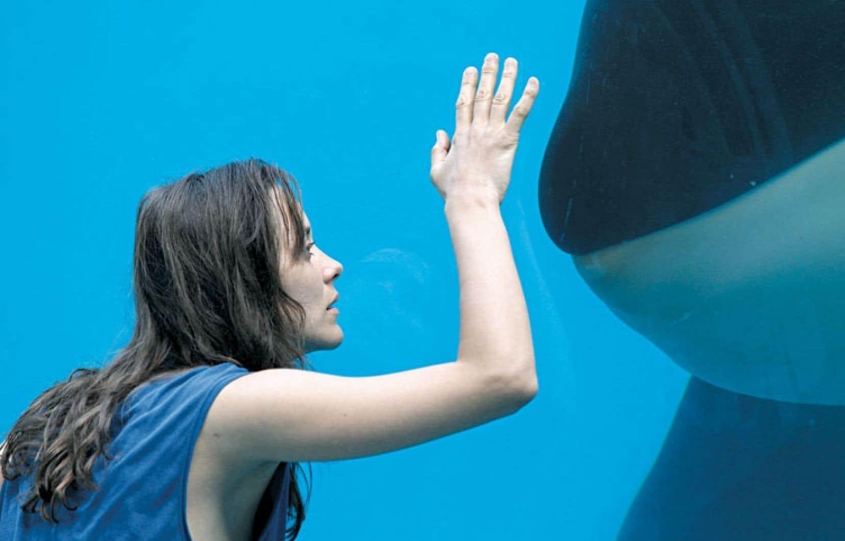 Marion Cotillard interprète une dresseuse d'orques.