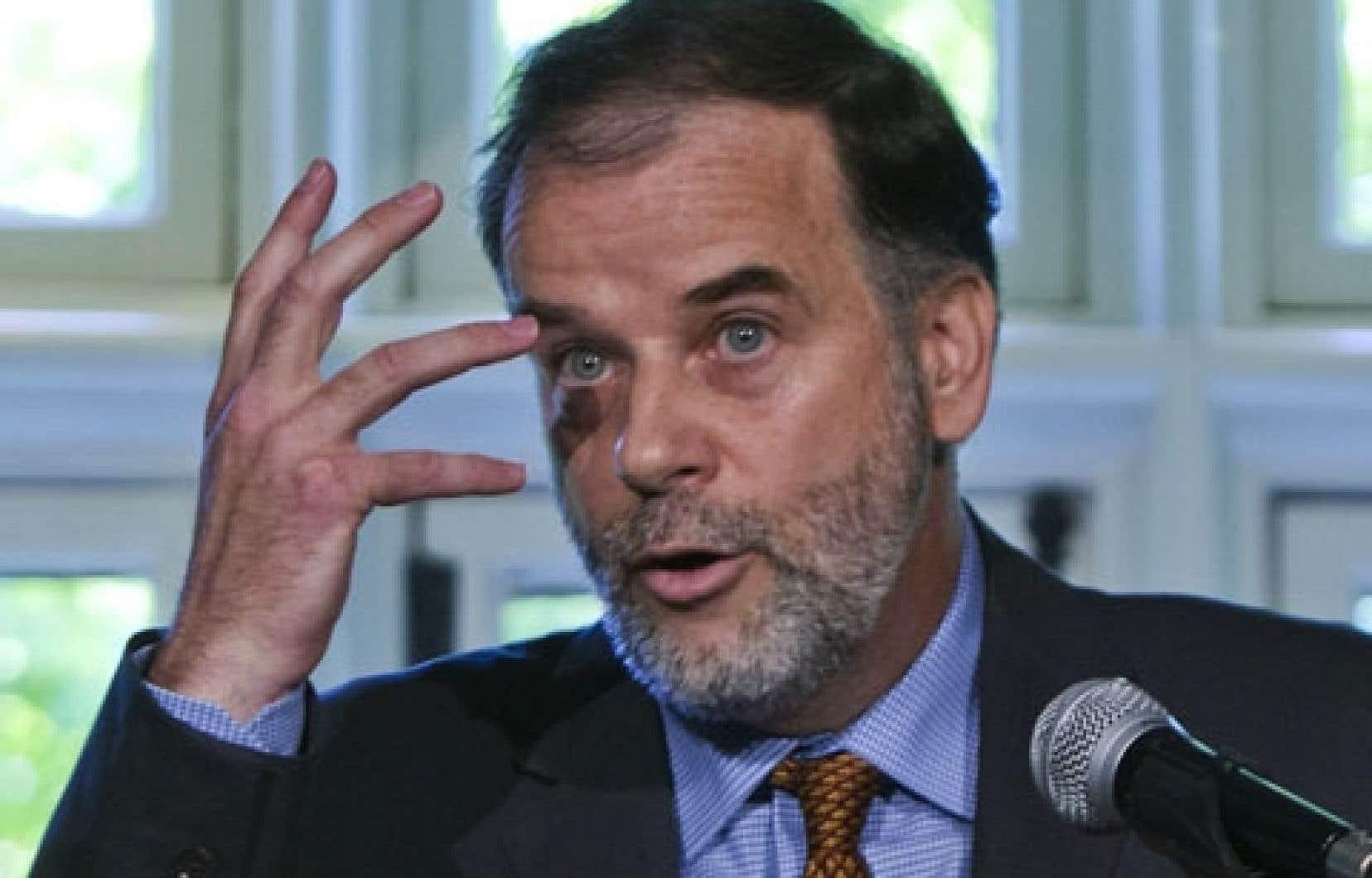 Le ministre Pierre Duchesne a évoqué à plusieurs reprises cette semaine qu'il avait une «réserve» d'environ 600 millions, soit une provision qui découle de l'annulation de la hausse prévue par les libéraux.