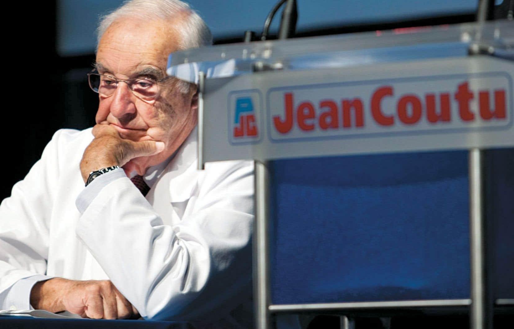 <div> Jean Coutu a perdu contre le syndic de son ordre professionnel.</div>