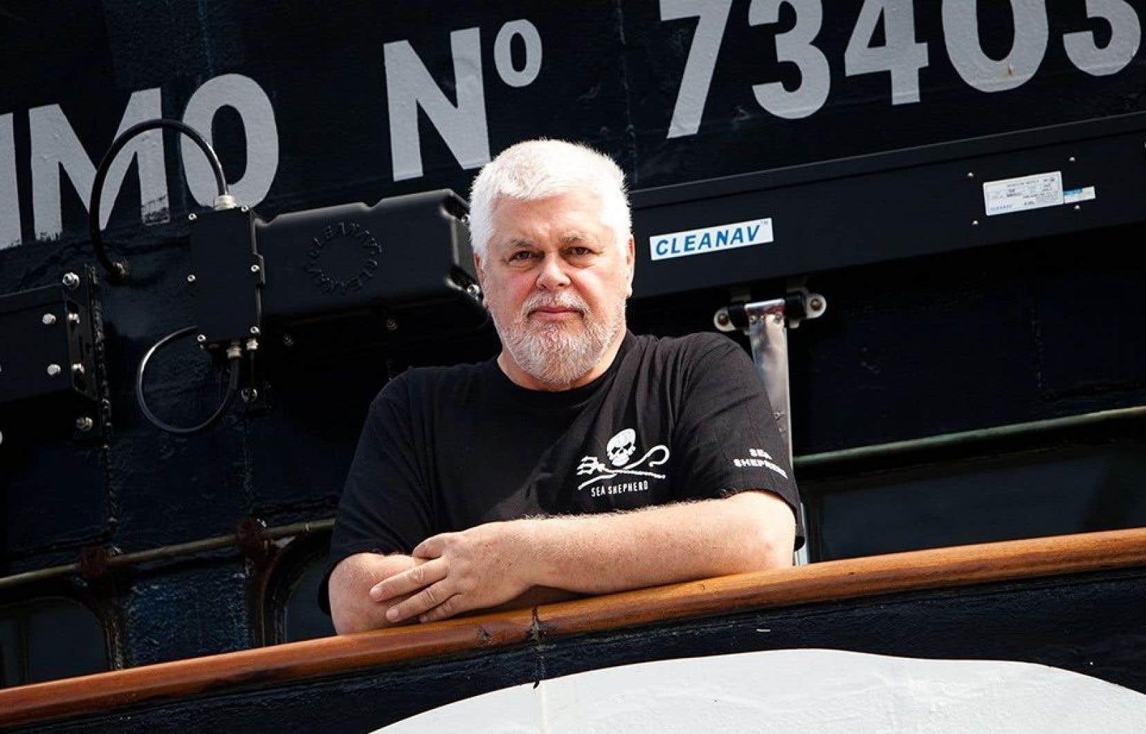 Les militants de l'organisation Sea Shepherd, dont Paul Watson, tenteront au cours des prochaines semaines d'empêcher le Japon de tuer des baleines autour de l'Antarctique.